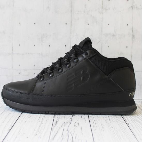Кроссовки New Balance 754 кожаные черные